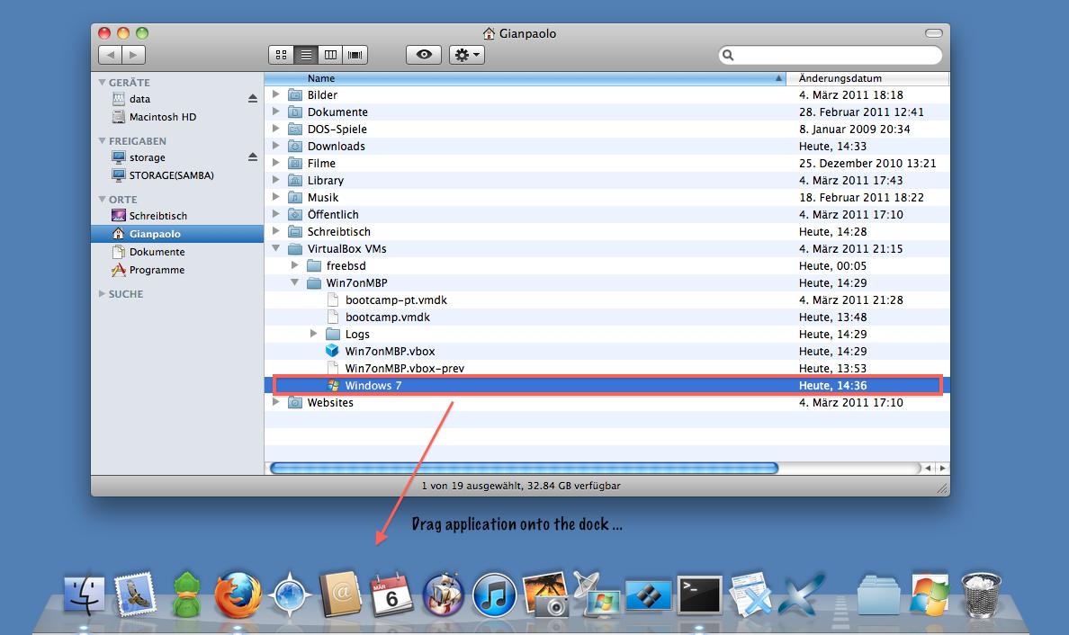 phaq » Blog Archive » Starting a VirtualBox VM through a